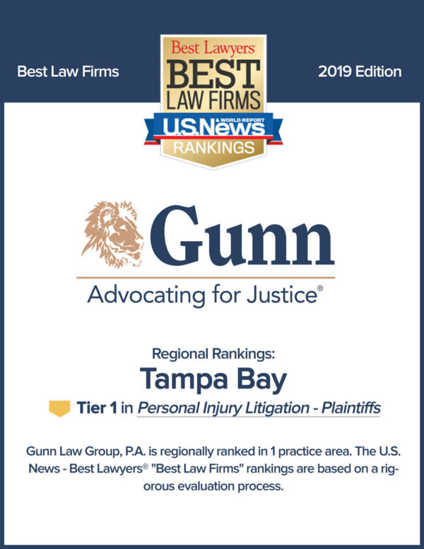 Best Law Firms Gunn Law